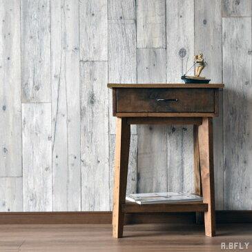 サイドテーブル ナイトテーブル レトロ アンティーク 北欧 古材 デザイナーズ ナチュラル フレンチシャビー 引出し 店舗什器