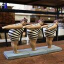 【3個セット】置物 ビーチマダム セット おもしろ雑貨 個性的 マリン雑貨 飾り 海 プ……