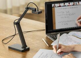 V4KPROAI音声向上マイク搭載超高解像度USB書画カメラ