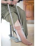 着圧ストッキングエイドストッキー【Stockeez/ストッキング補助具アシスト/股関節/膝関節/出産準備】