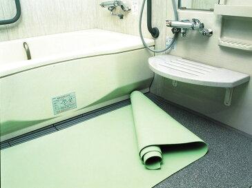 浴室用滑り止めマット オーバルリンク ロングタイプL3(3m)【バスマット/お風呂用】