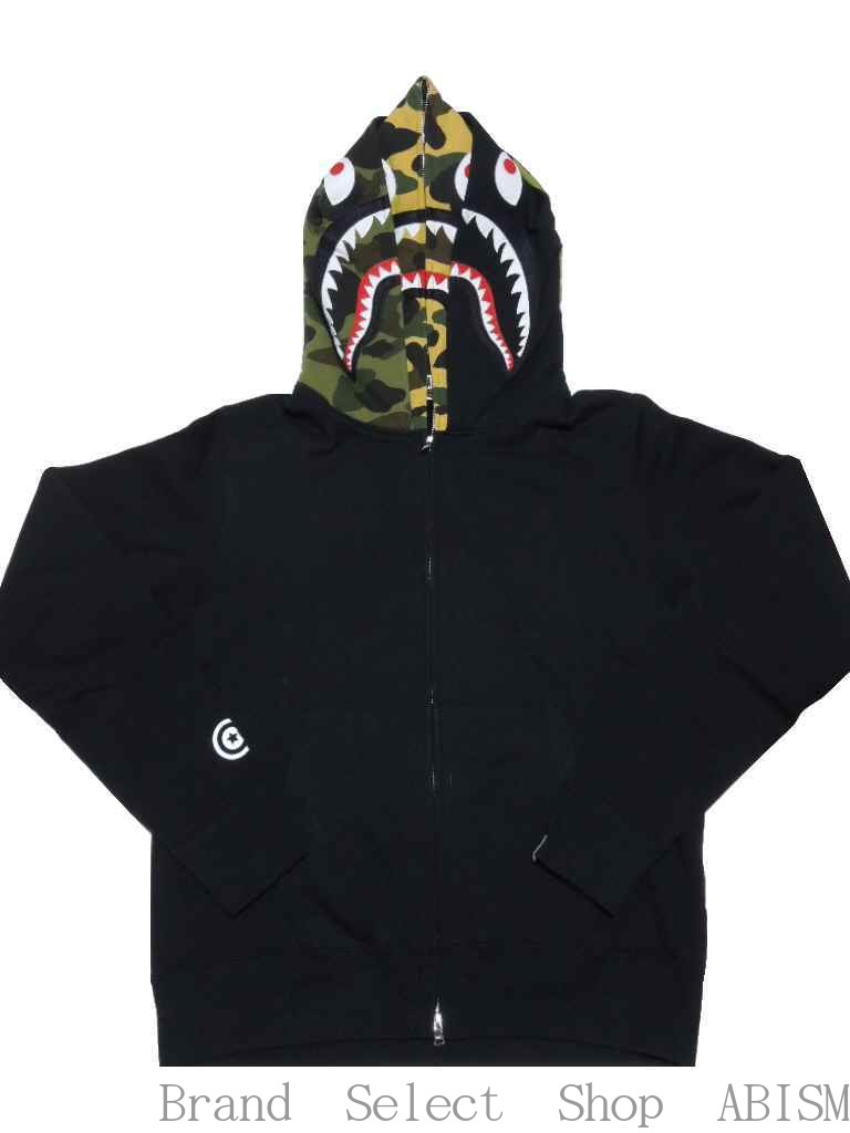 A Bathing Ape book A BATHING APE()SHARK FULL ZIP...