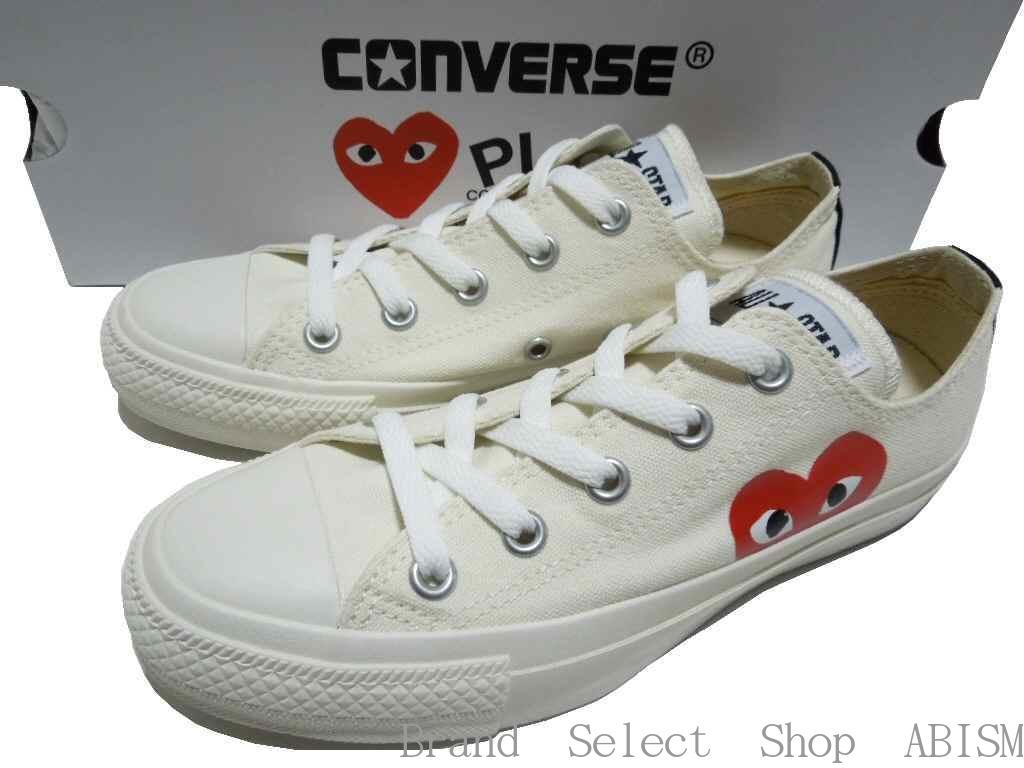 レディース靴, スニーカー PLAY COMME des GARCONS( ) CONVERSE()ALL STAR OXPCDG ()AZ-K114