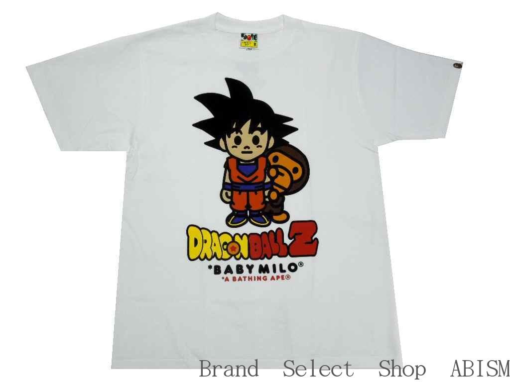 トップス, Tシャツ・カットソー A BATHING APE()xDRAGONBALL Z()BAPE X DRAGON BALL Z TEE 9TMENSBAPE()