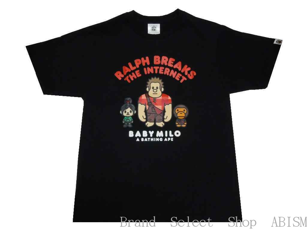 Bathing Ape milo A BATHING APE()xRALPH BREAKS TH...