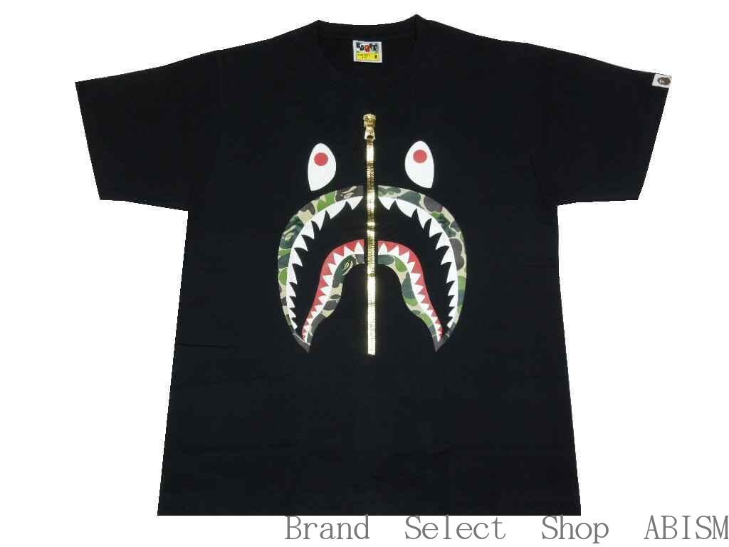 トップス, Tシャツ・カットソー A BATHING APE()ABC SHARK TEETxCAMOMENSBAPE