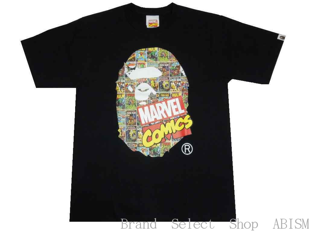 A Bathing Ape book A BATHING APE()xMARVEL COMIC(...