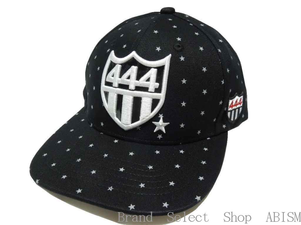 メンズ帽子, キャップ YOSHINORI KOTAKE()444 STAR DOT CAP6PANEL6BLACK