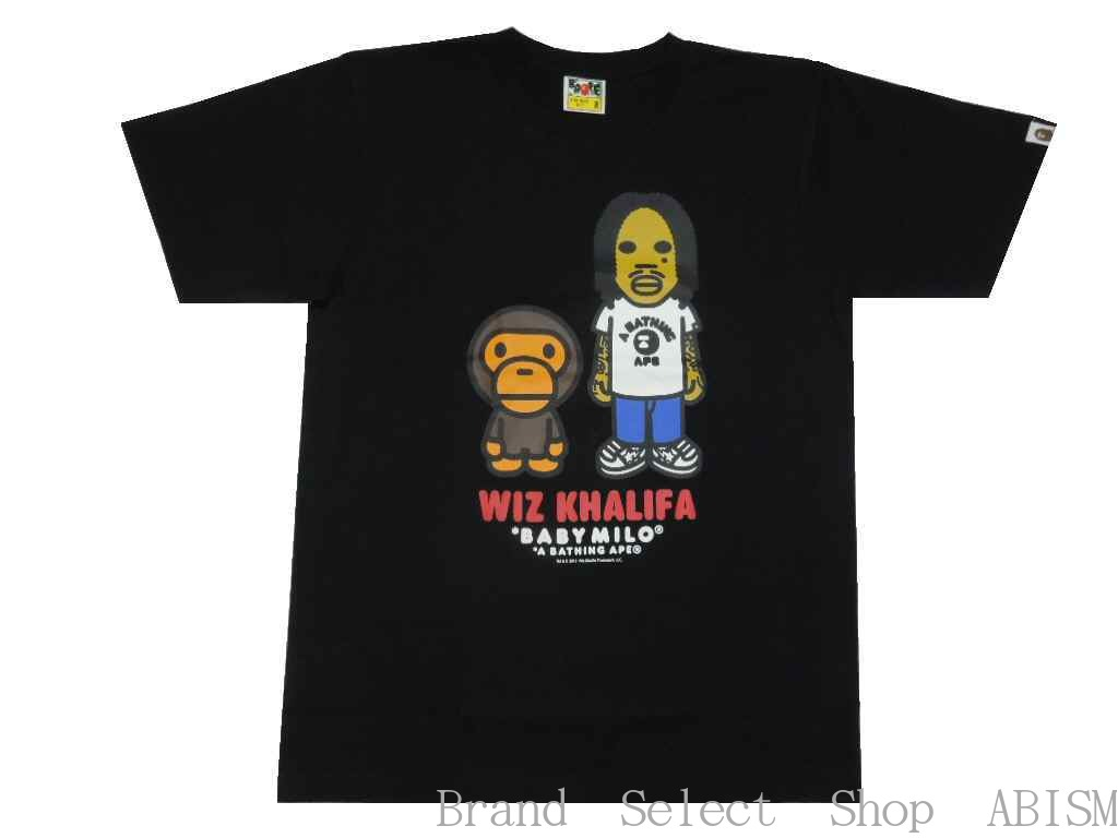 Bathing Ape milo A BATHING APE()xWIZ KHALIFABABY...