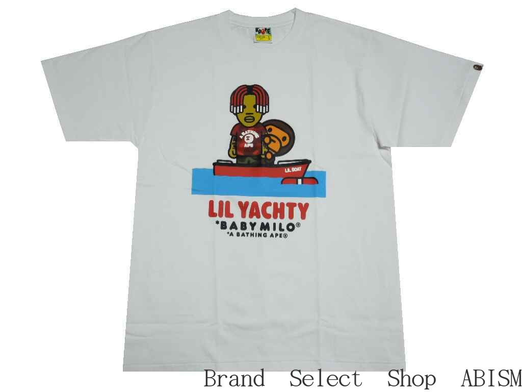 Bathing Ape milo A BATHING APE()xLIL YACHTYBABY ...