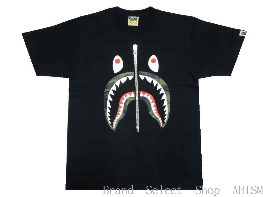 A Bathing Ape Men A BATHING APE()1ST CAMO SHARK ...