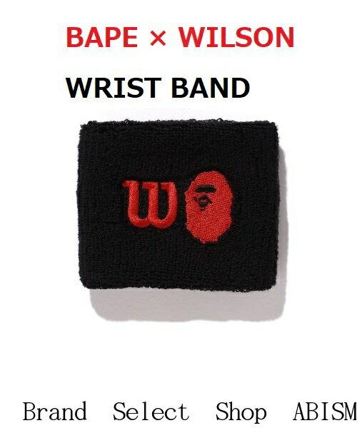 メンズファッション, その他 A BATHING APE()BAPE WILSON WRIST BANDBAPE()