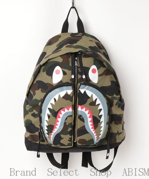A Bathing Ape backpack A BATHING APE()1ST CAMO S...