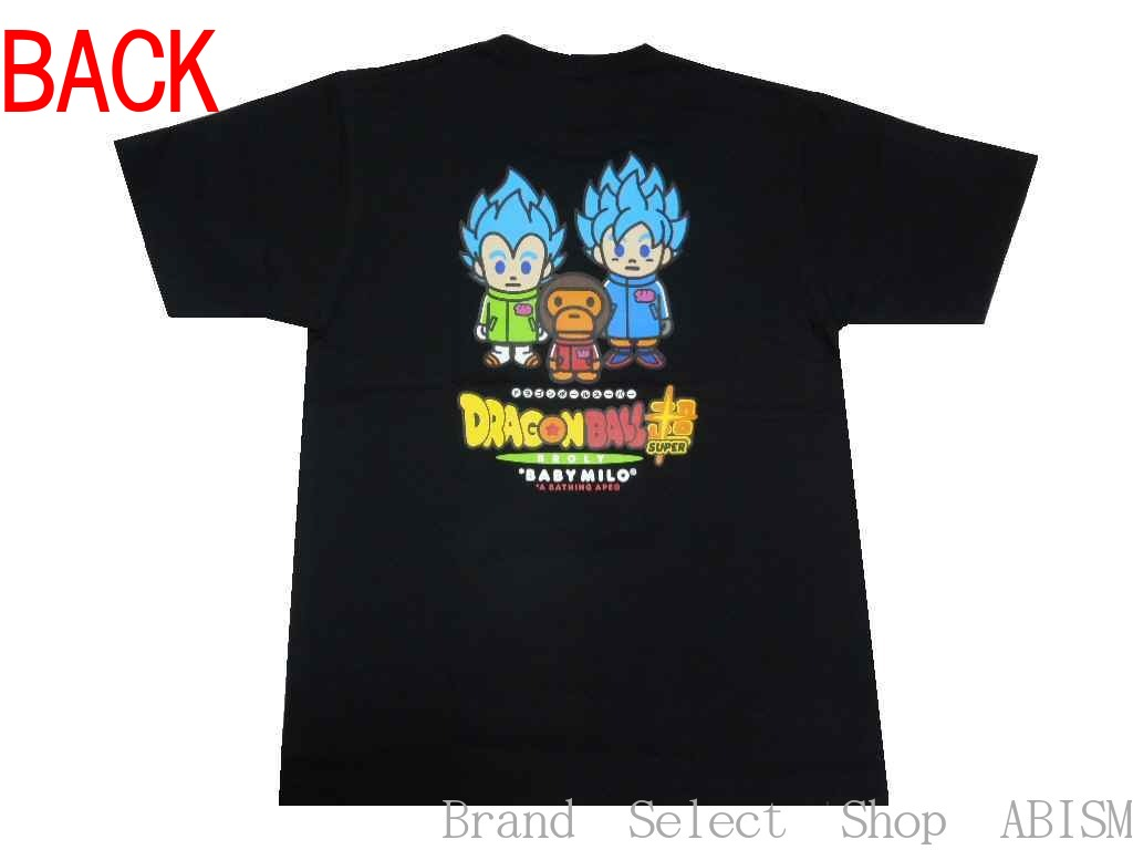 トップス, Tシャツ・カットソー A BATHING APE()xDRAGON BALL SUPER: BROLY( )BAPE X DRAGONBALL SUPER SON GOKUVEGETA TEETMENSBAPE()