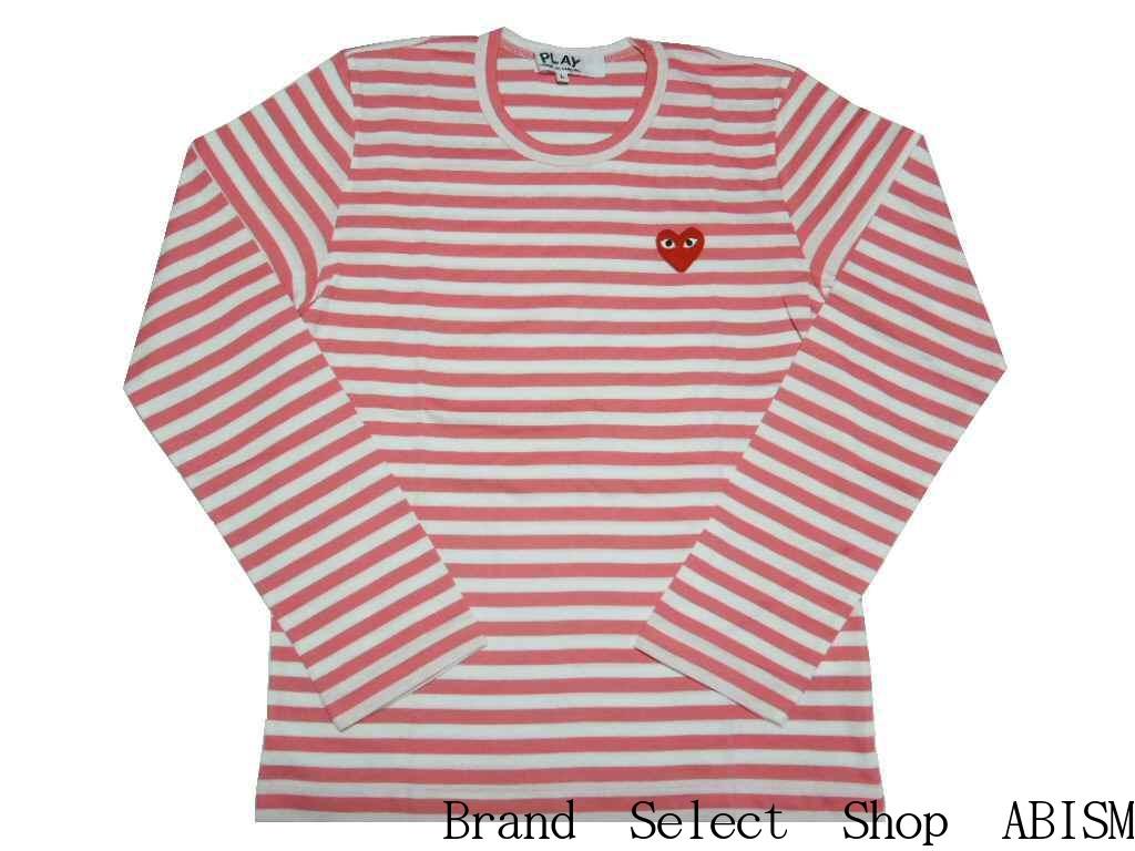 トップス, Tシャツ・カットソー PLAY COMME des GARCONS( ) T(T)(x)LADYSAZ-T277