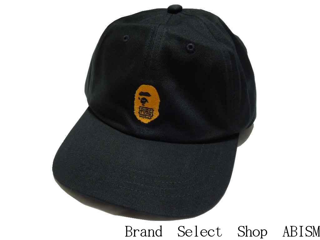 メンズ帽子, キャップ A BATHING APE()x PUBG MOBILEPUBG APE HEAD CAPBAPE()