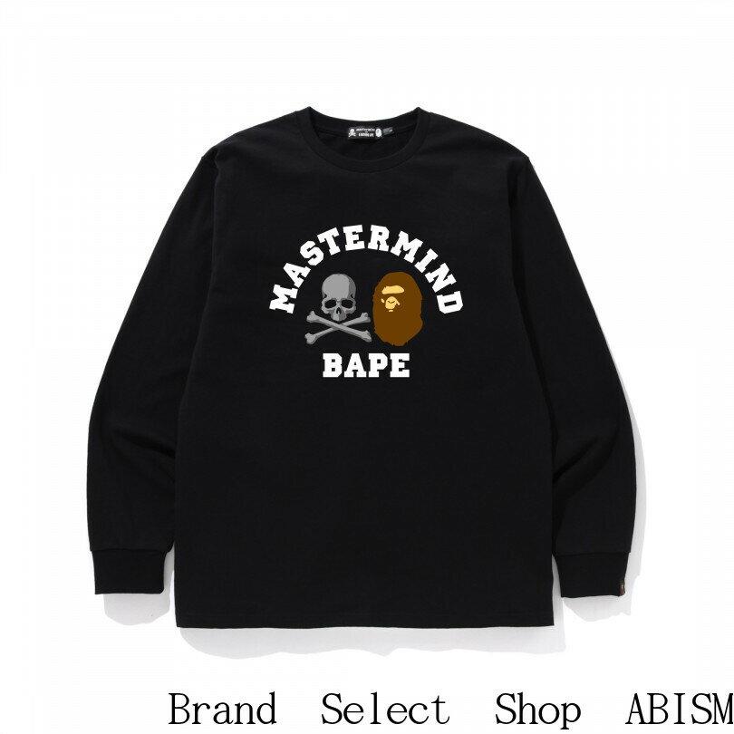 トップス, Tシャツ・カットソー A BATHING APExmastermind JAPANMM VS BAPE LS TEETTBAPE