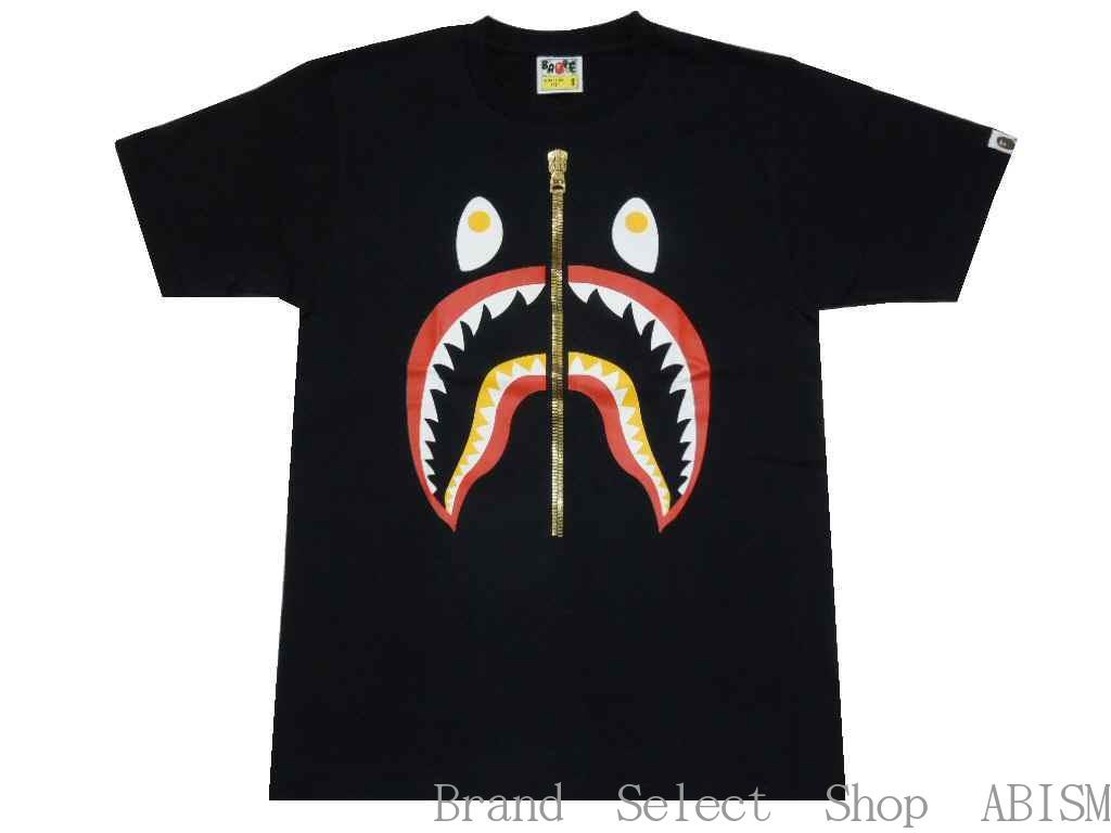 トップス, Tシャツ・カットソー A BATHING APE()COLORS SHARK TEETMENSBAPE