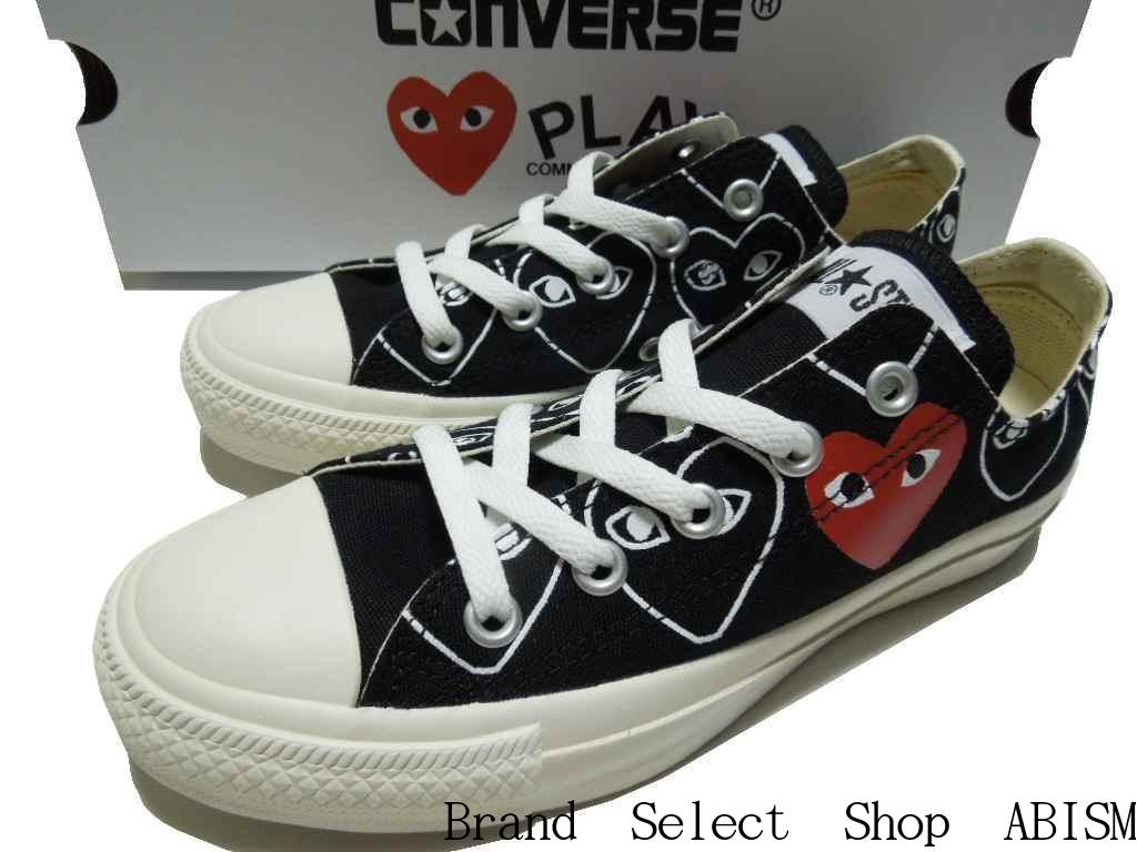レディース靴, スニーカー PLAY COMME des GARCONS( ) CONVERSE()ALL STAR OXPCDG ()AZ-K118