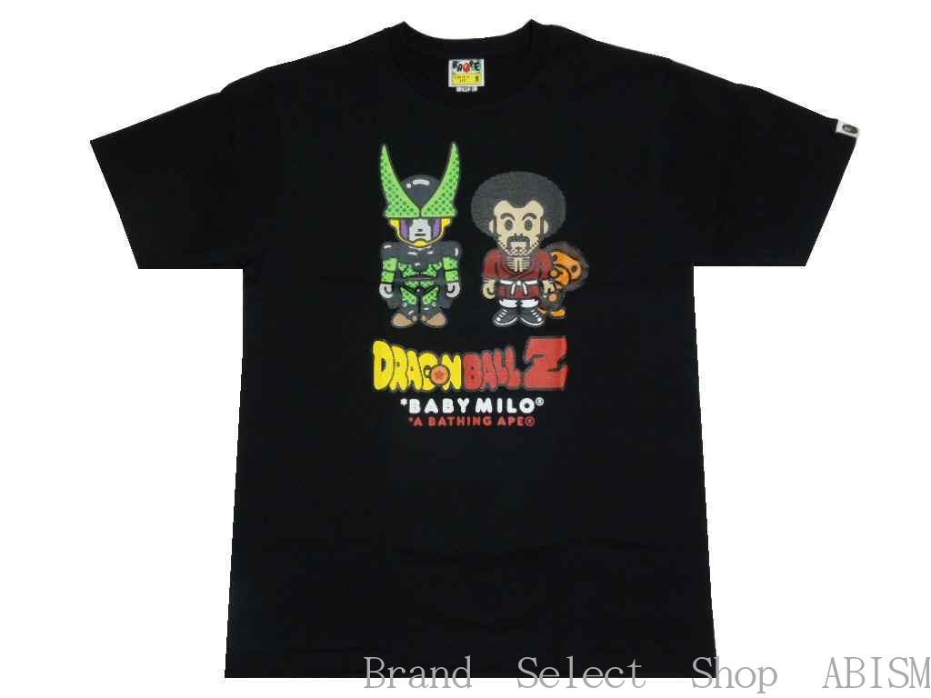 トップス, Tシャツ・カットソー A BATHING APE()xDRAGON BALL Z(Z)BABY MILO MR SATAN CELL TEETMENSBAPE()