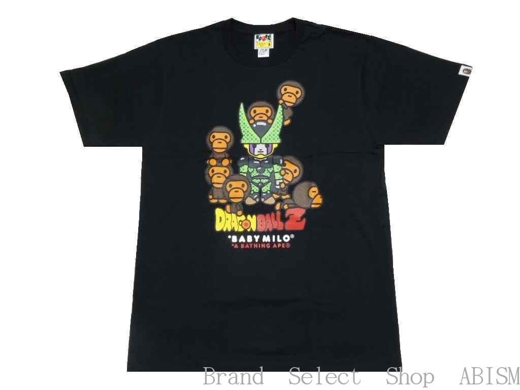 トップス, Tシャツ・カットソー A BATHING APE()xDRAGON BALL Z(Z)BABY MILO CELL CELL JR. TEETMENSBAPE()