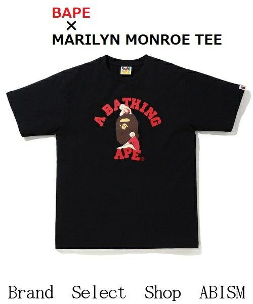 トップス, Tシャツ・カットソー A BATHING APE() Marilyn Monroe()MARILYN MONROE TEE 7TMENSBAPE()