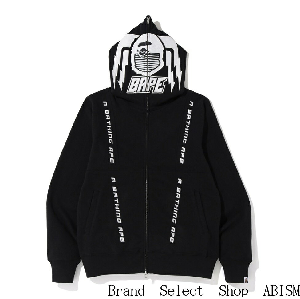 トップス, パーカー WINTERA BATHING APE()MOTOR SPORT FULL ZIP HOODIE MENSBAPE()