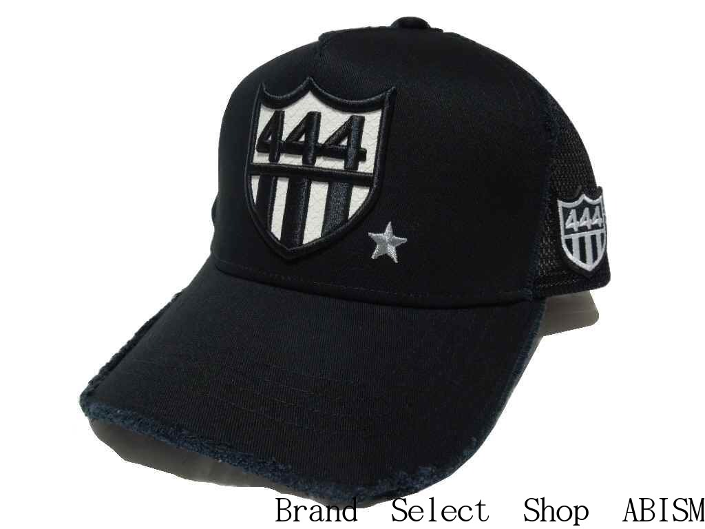 メンズ帽子, キャップ YOSHINORI KOTAKE()444 MESH CAPBLACK