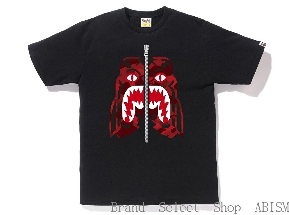 トップス, Tシャツ・カットソー A BATHING APE()COLOR CAMO TIGER TEETMENSBAPE