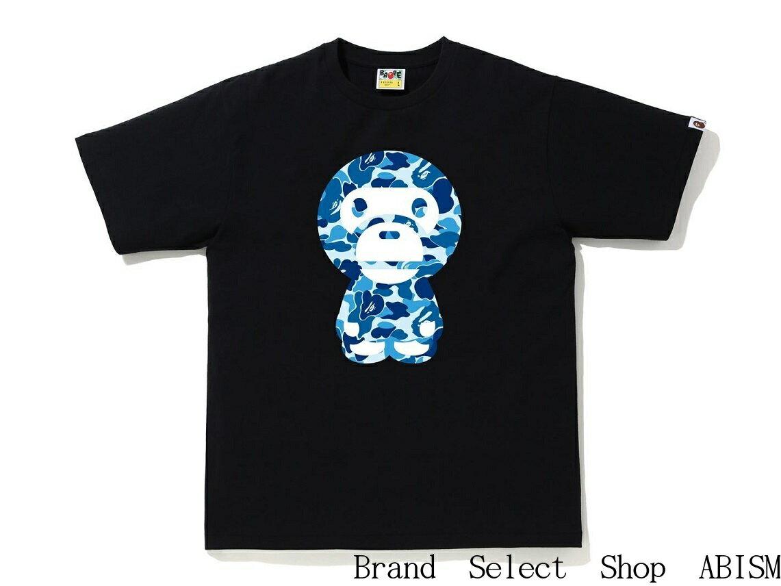 トップス, Tシャツ・カットソー A BATHING APE()ABC CAMO BIG BABY MILO TEETMENSBAPE