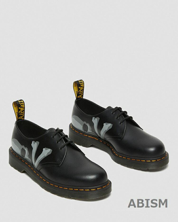 メンズ靴, その他 A BATHING APE x mastermind JAPANSMOOTH1461MMBMASTERMIND BAPEBLACKMASTERMIND BAPE 3 1461SKULL SHARK