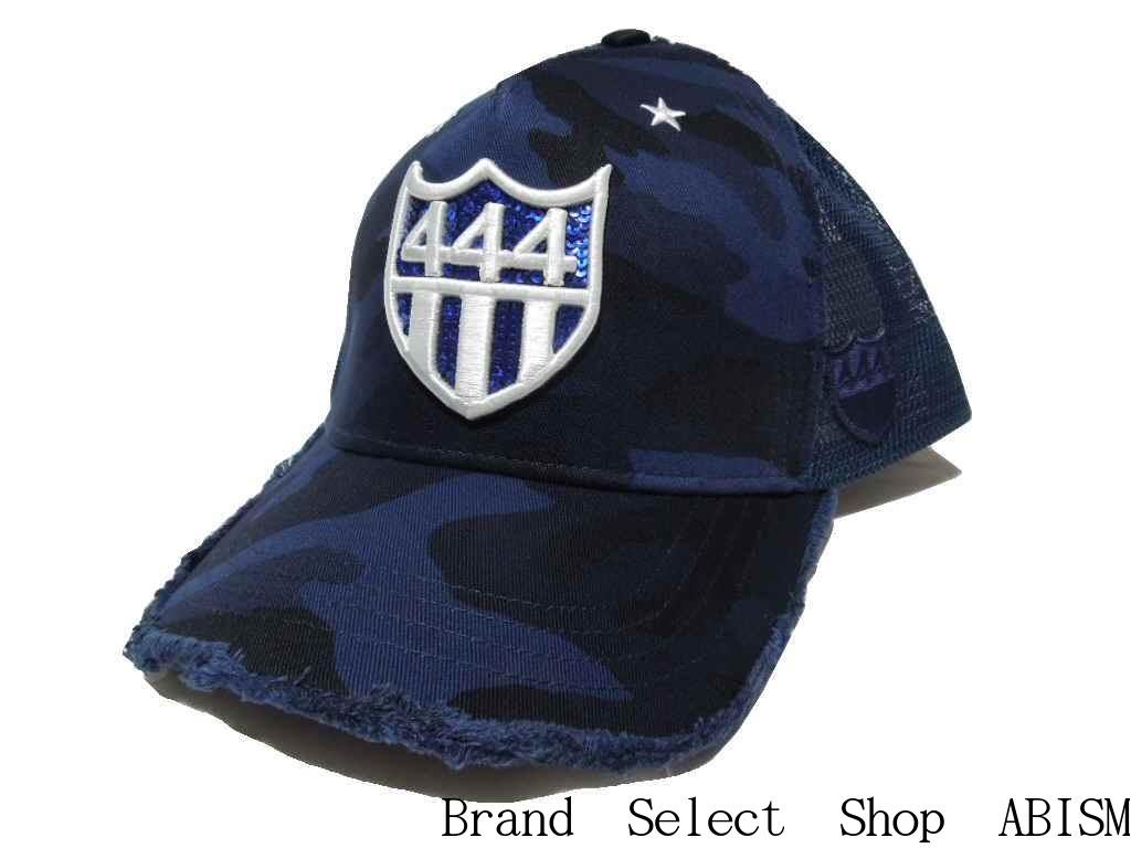 メンズ帽子, キャップ YOSHINORI KOTAKE()444MESH CAPNAVY CAMO