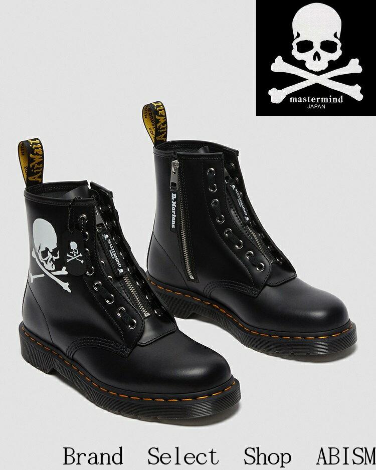 ブーツ, その他 mastermind JAPANmastermind WORLDSMOOTH1460SKULLMASTERMI ND8 MMW SKULL boots1460MMJ SKULL
