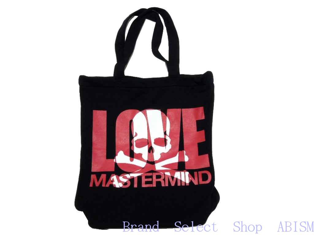 男女兼用バッグ, トートバッグ mastermind JAPAN()EVE THE MASTERMIND FINALmastermind LOVETOTE BAG()(x)