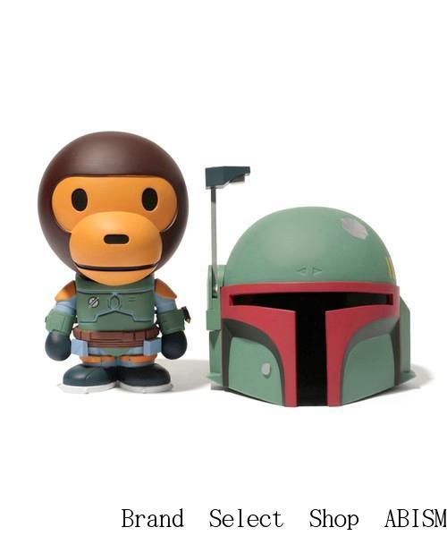 Bathing Ape milo A BATHING APE()STAR WARS() X BA...