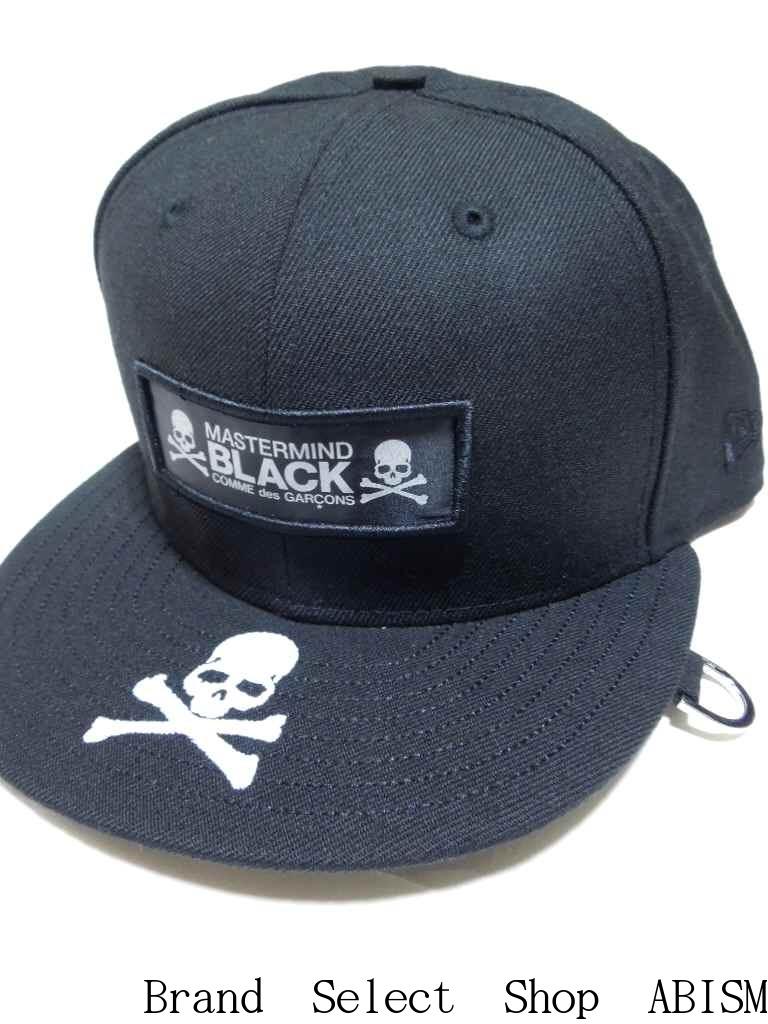 メンズ帽子, キャップ DOVER STREET MARKET GINZA!!mastermind JAPAN()x BLACK COMME des GARCONS( )NEW ERA CAP( )2015ss