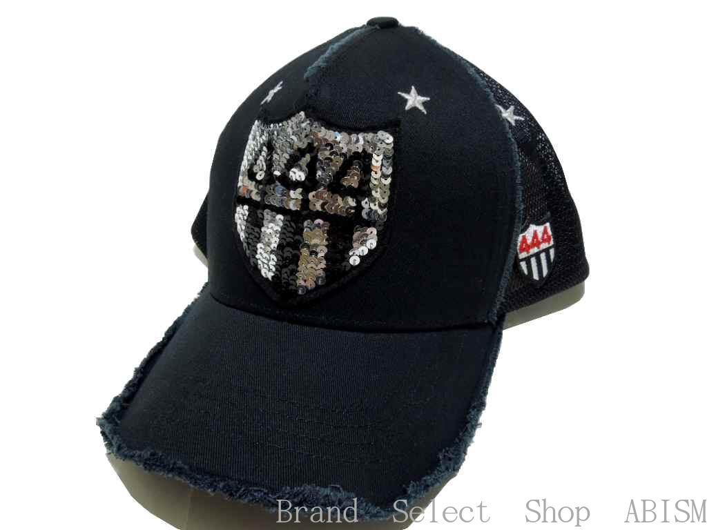 メンズ帽子, キャップ YOSHINORI KOTAKE()444 MESH CAP()STAR
