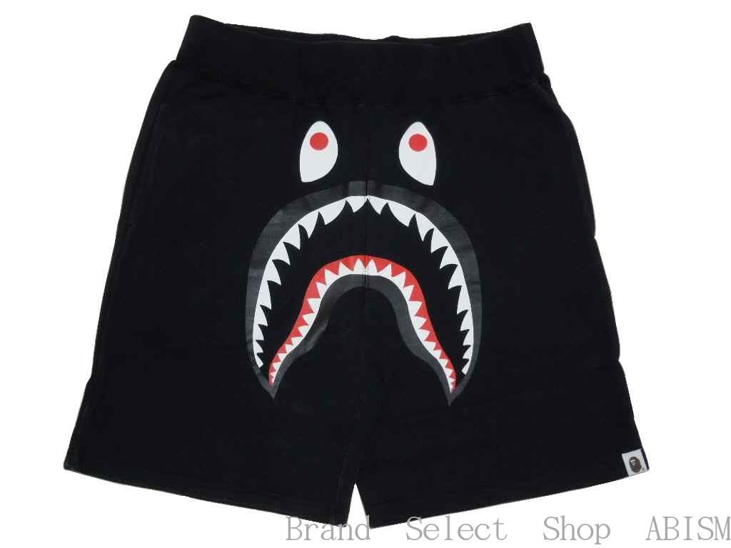 メンズファッション, ズボン・パンツ A BATHING APE()SHARK SWEAT SHORTS MensBAPE