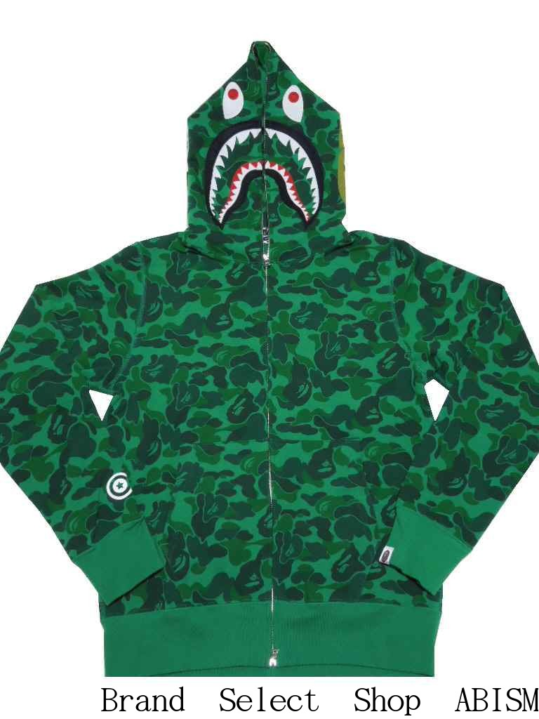 トップス, パーカー A BATHING APE()SHIBUYA CAMO SHARK FULL ZIP HOODIE CAMOMens2017AWBAPESTOREThis item dont ship overseas.