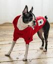 ドッグウェア 犬服 ペット プルオーバーパーカー ペーパーハンガー付き プリント リフレクター 反射材 愛犬 小型犬 中型 フレンチブルドッグ 綿 コットン 裏毛 オールシーズン お出かけ お散歩 LICICK リシック 9388 2