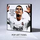 アートパネル Cristiano Ronaldo3 クリスティアーノ・ロナウド3 レアル・マドリード サッカー インテリア ポスター 壁掛け グラフィック 6874