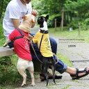 犬 服 ペアルック ペットとお揃い ドッグウエア 小型犬 中型犬 LICICK リシック 7363 その1