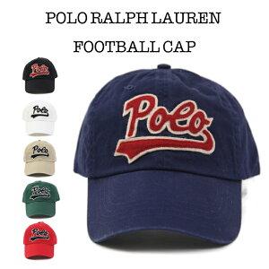 Polo by Ralph Lauren Football Cap US ポロ ラルフローレン キャップ