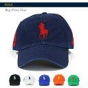 ポロ ラルフローレン ビッグポニー キャップ ワンポイント Polo by Ralph Lauren Big Pony Baseball Cap US