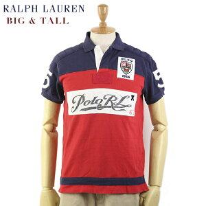 """[BIG & TALL]ポロ ラルフローレン メンズ カスタムフィット ポロシャツ ラガーシャツ ビッグサイズ 大きいサイズ Ralph Lauren Men's """"CUSTOM FIT"""" Rugger Polo Shirts US"""