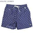 "Ralph Lauren Men's ""Dot"" Swim Shorts US ポロ ラルフローレン ドット スイムショーツ (水着)"