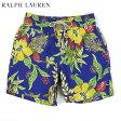 "Ralph Lauren Men's ""Aloha"" Swim Shorts US ポロ ラルフローレン アロハ柄 スイムショーツ (水着)"