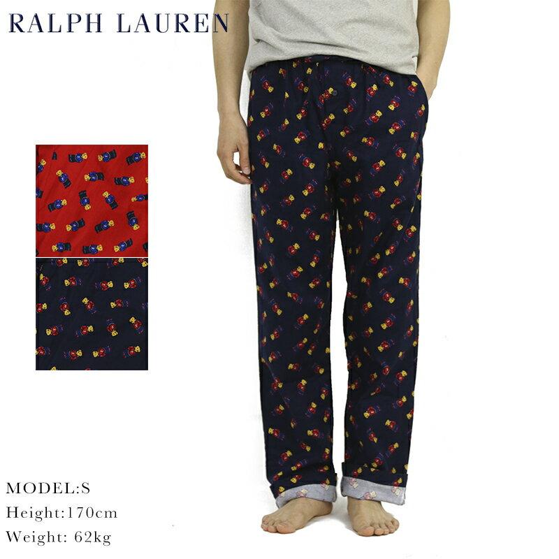 ナイトウェア・ルームウェア, パジャマ  POLO Ralph Lauren Mens POLO BEAR Pajama Pant US