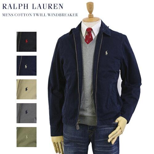 Ralph Lauren Men's Harrington Jacket check liner USポロ ラルフローレン ライナー付き スイング...