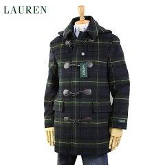 LAUREN by Ralph Lauren Men's Toggle Coat US ポロ ラルフローレン トグル ダッフルコート